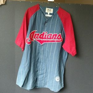 Indians Number 8 Jersey